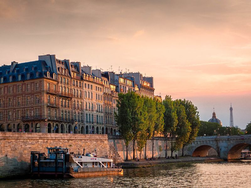 По Парижу с ветерком