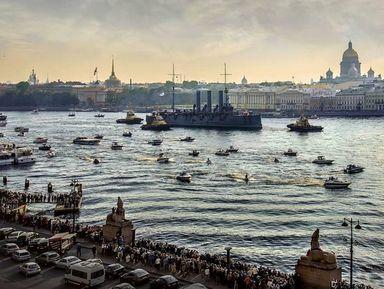 """Экскурсия """"Петербург— город наводе"""": фото"""