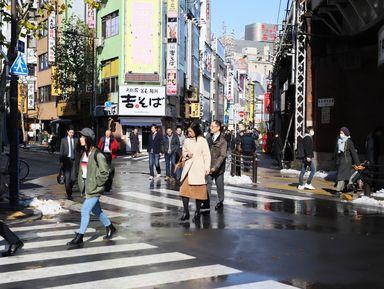 Токио в объективе
