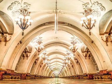 Московское метро: город под городом