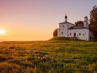 Старый Изборск и Псково-Печерский монастырь: путешествие к истокам Руси