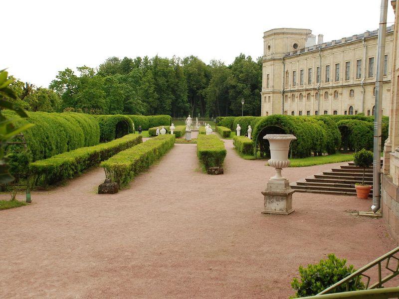 Экскурсия Императорские резиденции — Гатчина: дворцово-парковый ансамбль