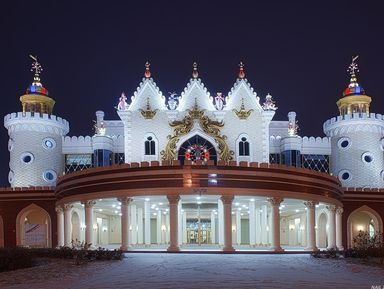 Новогодняя Казань— вечерняя автобусная прогулка