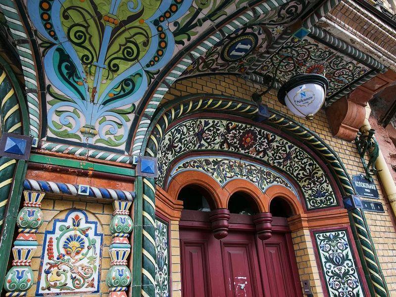 Доходные дома Петербурга: побывать на крышах и внутри (индивидуальная экскурсия)