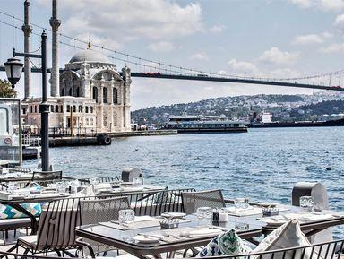 Нетуристический Стамбул — красивый и вкусный