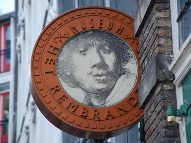 Амстердам глазами Рембрандта