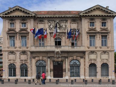 Исторический центр Марселя — квартал Панье