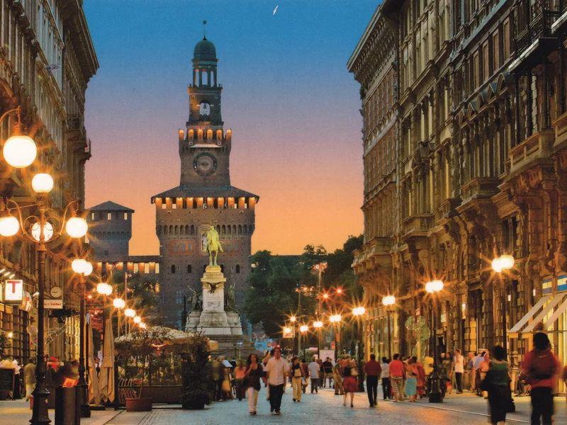 Милан — классика и импровизация