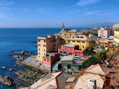 Генуя — любовь с первого взгляда