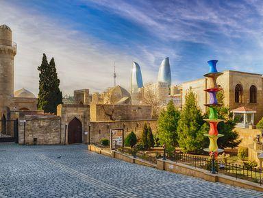 Магия старого Баку