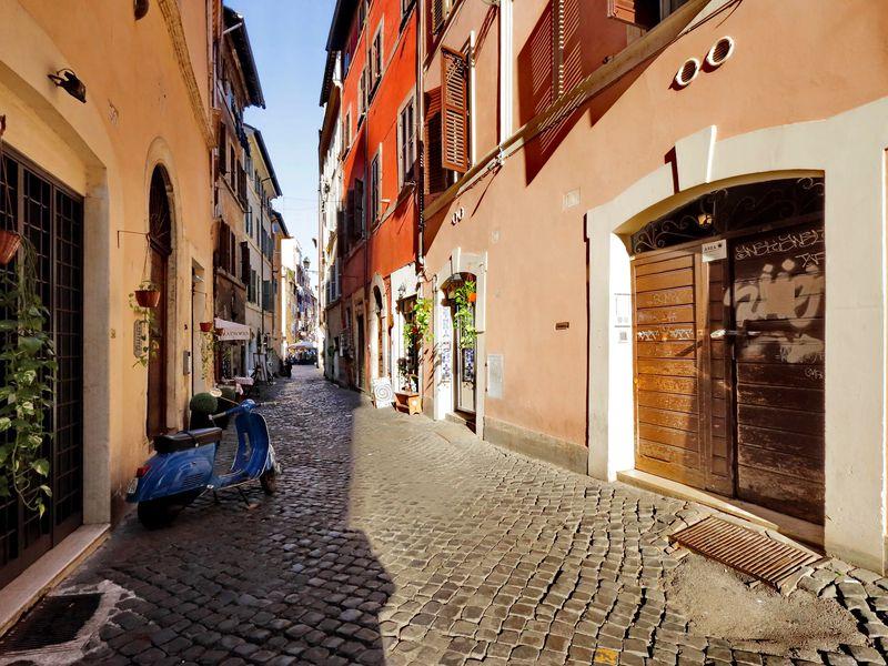 О Риме с любовью!