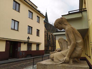 Прага: «Terra Incognita»