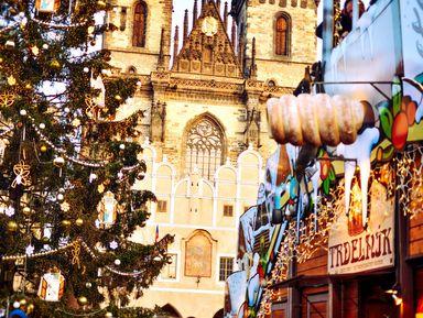 Рождественская сказка в пражских традициях