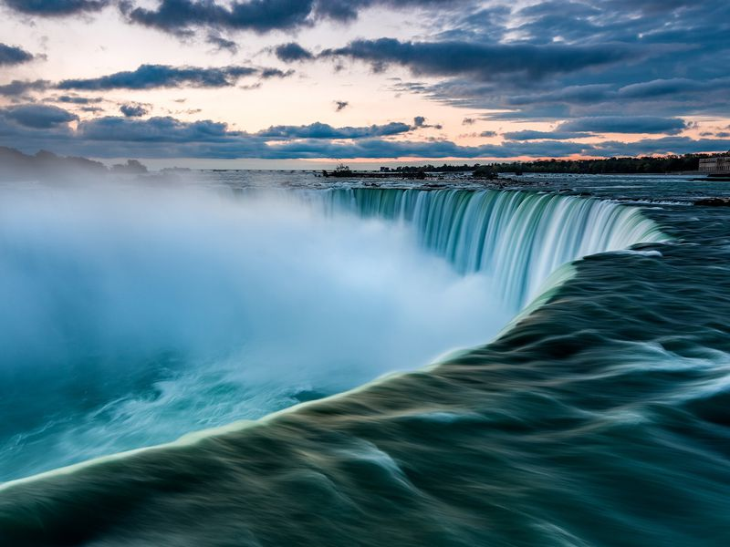 Экскурсия Авиа-тур изНью-Йорка наНиагарские водопады