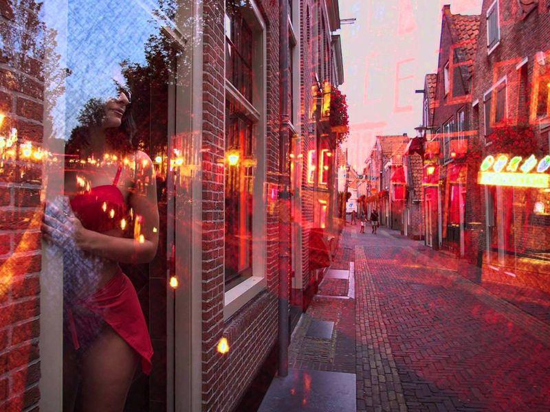 Экскурсия Темная сторона Амстердама