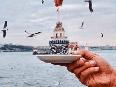 Азиатский микс Стамбула