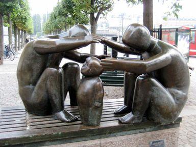 Скульптуры Стокгольма