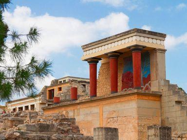 Археологическое путешествие по острову Крит