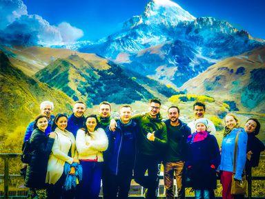 Казбек — великан Кавказа