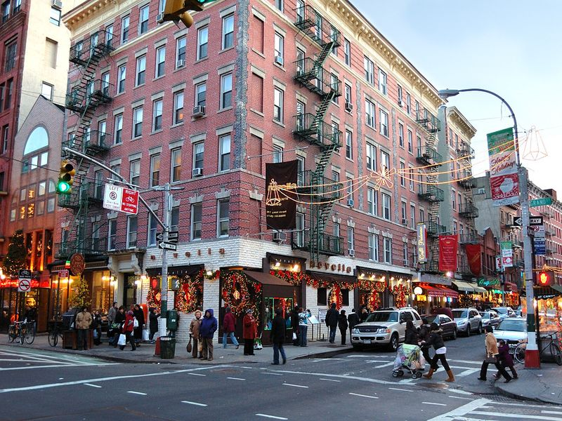 Нестандартный тур по Нью-Йорку