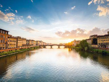 Экскурсия в Флоренции: Ольтрарно— другая сторона Флоренции
