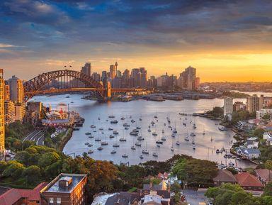 Экскурсия в Сиднее: Прекрасный «город убухты»— Сидней