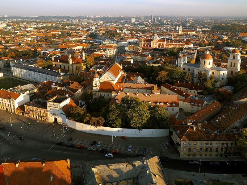 Экскурсия Вильнюс — северный Иерусалим