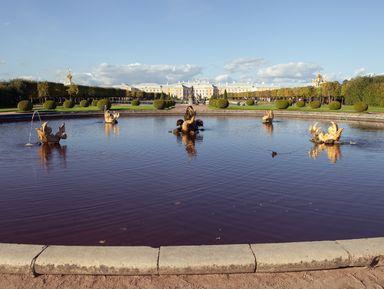 """Экскурсия """"Фото-экскурсия «Петергоф — столица фонтанов»"""": фото"""
