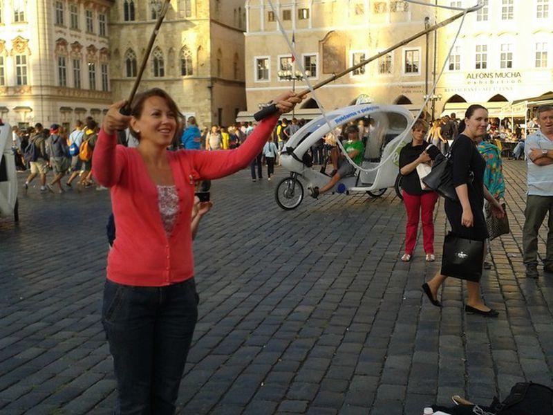 Загадки Праги: экскурсия-квест для детей и взрослых