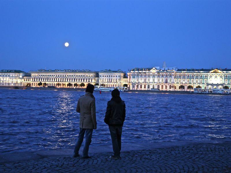 Экскурсия Фото-экскурсия «Петербург снаружи и с изнанки»