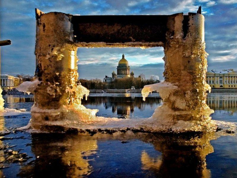 Экскурсия Весь Санкт-Петербург за один день