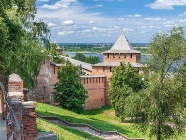 Кремль и Покровка (пешая 2 часа)