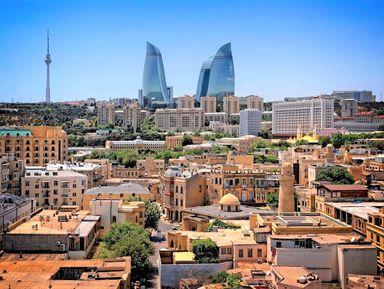 С ветерком по Баку и вокруг!