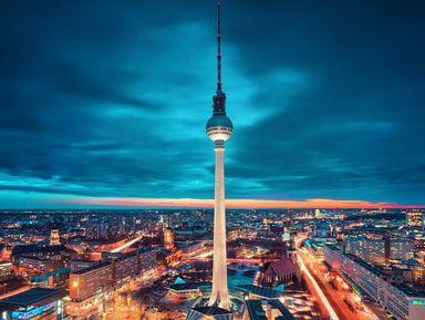 Ощутить атмосферу Берлина – вечерняя экскурсия