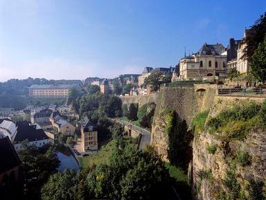 Люксембург — герцогство великое и миниатюрное