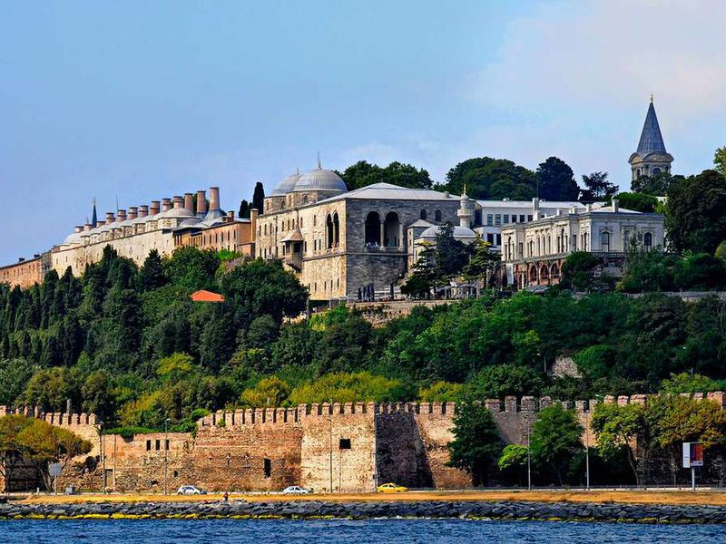 Стамбул классический и современный