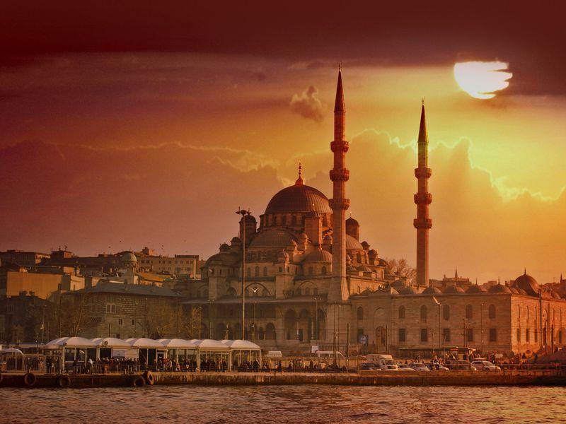 Экскурсия Византия в Стамбуле