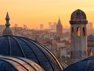 Стамбул вчера и сегодня