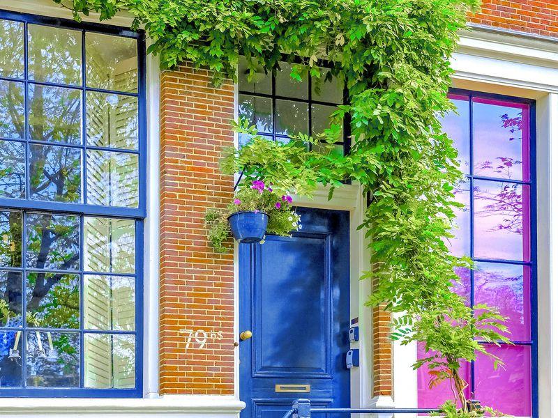 Амстердам пешком инакораблике!