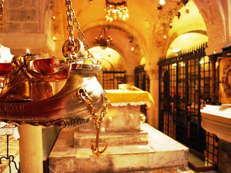 Бари и Базилика Святого Николая