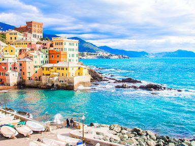Нетуристическая Генуя: прогулка поНерви иБоккадассе