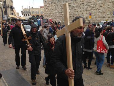 Святые места в Иерусалиме. История трех мировых религий