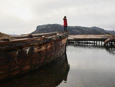 Фото-путешествие в Териберку: за кадрами на край света!