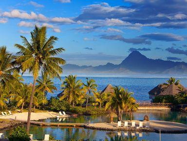 Таити: гроты, водопады, мифы исовременность