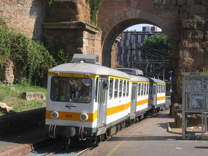 Экскурсия По Риму на трамвае