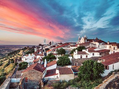 Южные сказки Португалии: Эвора иМонсараш