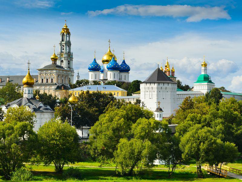 Экскурсия Сергиев Посад: у стен святой обители