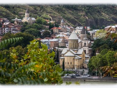 Экскурсия в Тбилиси: «Тбилиси, яиду ктебе!»