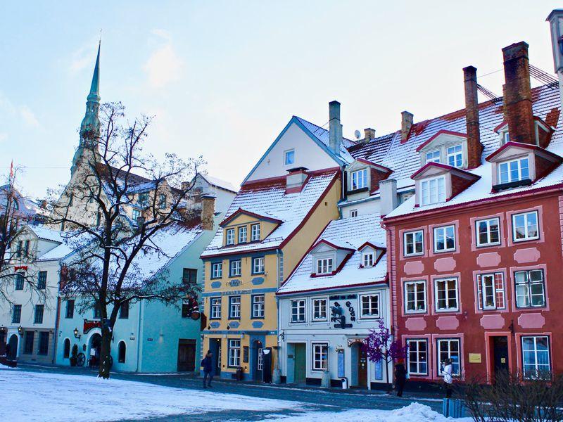 Экскурсия Старый город — сердце Риги