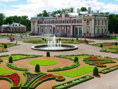 Таллин за пределами Старого города. Авто-экскурсия
